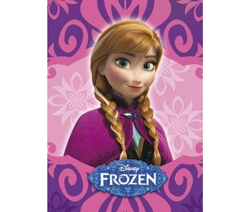 Disney Frozen Entwurf einer Broschüre A7 (Mischungsentwurf)