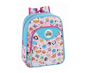 Disney Tsum Tsum family - Backpack - 34 cm - Multi