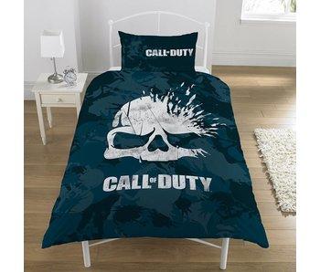 Call of Duty Brisé Skull - Duvet - simples - 135 x 200 cm - Multi-