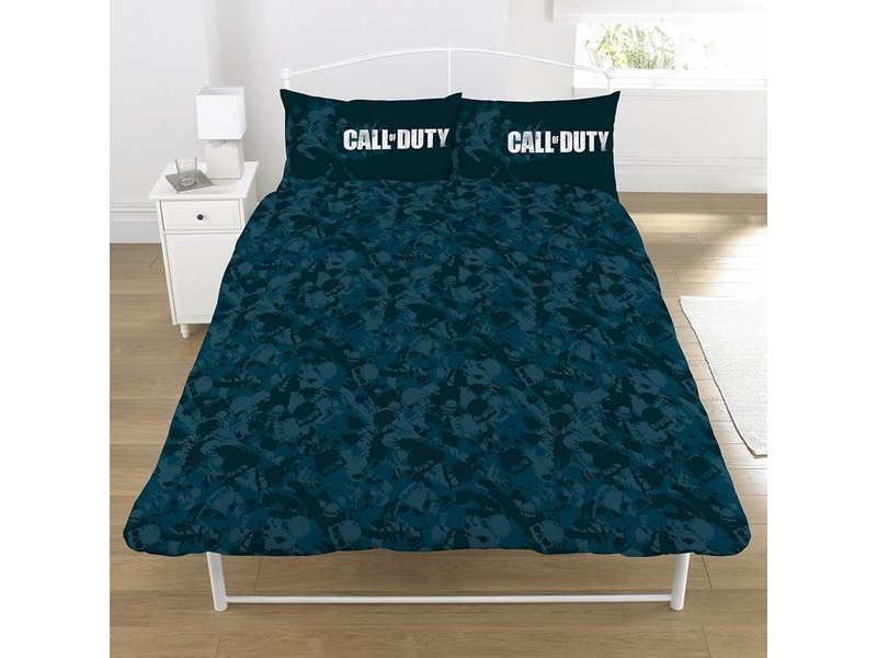 Call Of Duty Broken Skull Duvet Cover Double 200 X 200 Cm