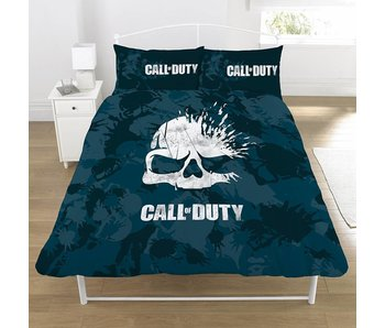 Call of Duty Broken Skull - Housse de couette - double - 200 x 200 cm - Multi-
