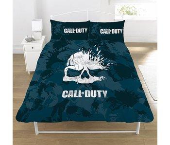 Call of Duty Gebrochene Skull - Duvet - doppelt - 200 x 200 cm - Multi-