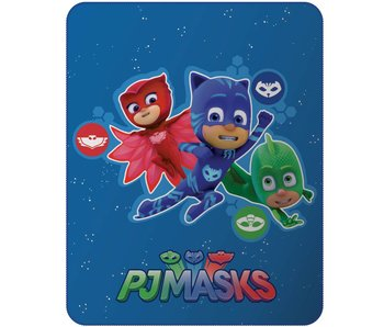 PJ Masks Fleeceplaid Hero 110x140cm