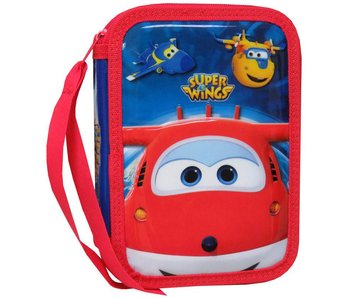 Super Wings Gevuld etui