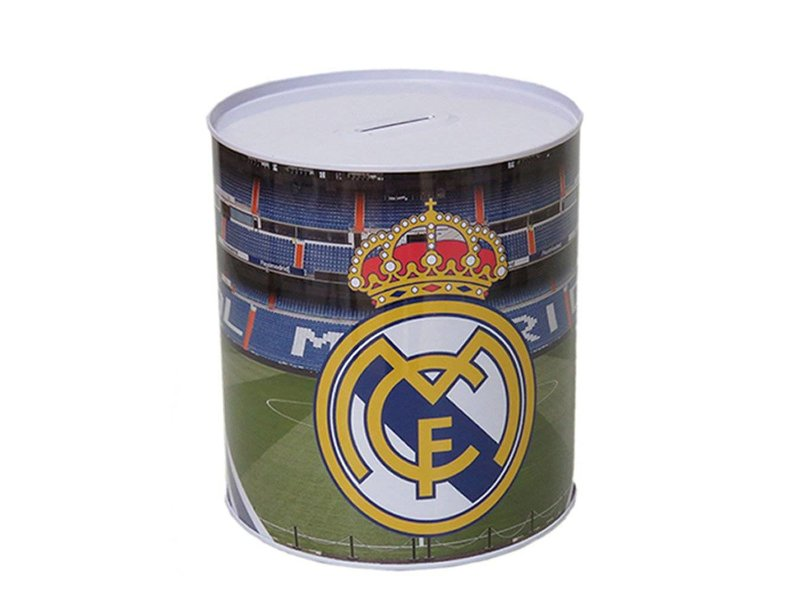 Real Madrid Jumbo - Piggy bank - 15 cm - Multi