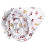 Matt & Rose Jungle graphique - Hoeslaken - Tweepersoons - 140 x 200 cm - Multi