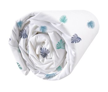 Matt & Rose Fitted Sheet Naut tropic 140x200cm