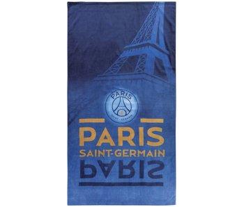 Paris Saint Germain 85x160cm serviette Eiffel