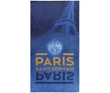 Paris Saint Germain Strandlaken Eiffel Toren 85x160cm