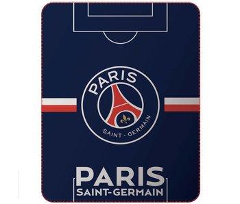 Paris Saint Germain polaire à carreaux Terrain