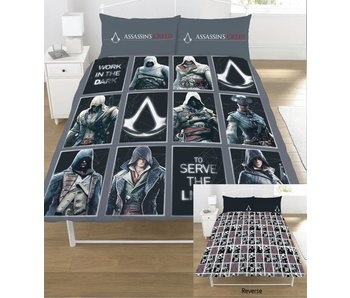 Assassin's Creed Duvet cover Legacy double