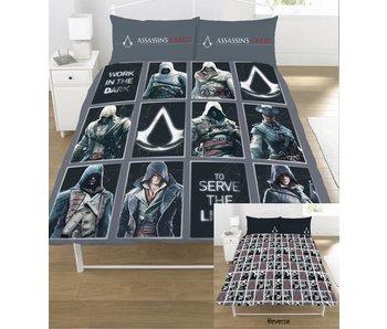Assassin's Creed Housse de Couette double héritage