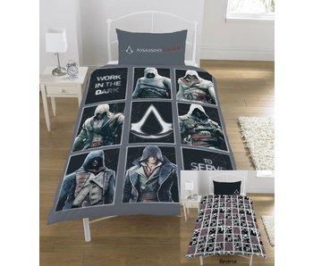 Assassin's Creed Héritage simple Housse de couette