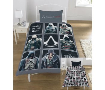 Assassin's Creed Legacy Einzel Bettbezug