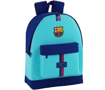 FC Barcelona Backpack turquoise 43 cm