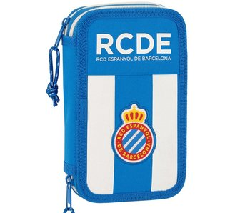 RCD Espagnol Filled pencil case Logo 28 pcs