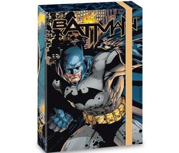 Batman A4 box