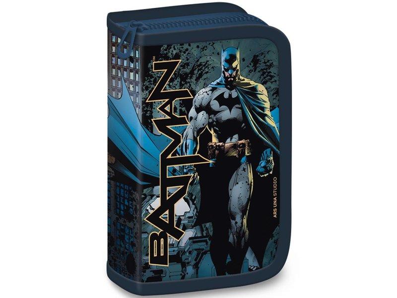 Batman - gevuld etui - 28 stuks - Blauw