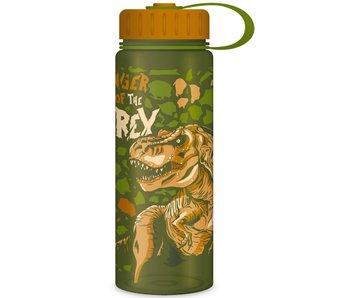T-rex drinking bottle