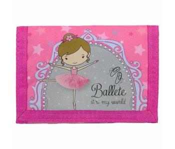 Ballet Ballerine portefeuille