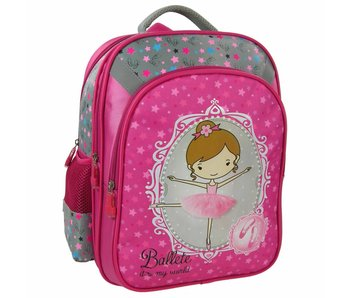 Ballet Backpack Ballerina