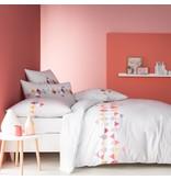 Matt & Rose Esprit scandinave burgundy - Dekbedovertrek - 200 x 200 cm - Multi