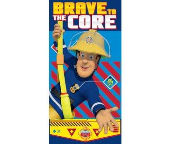 Brandweerman Sam Strandlaken Brave 70x140cm