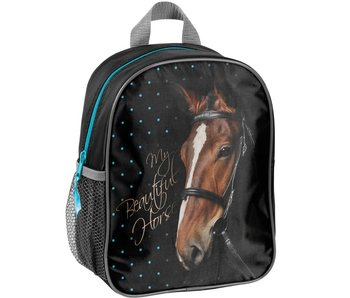 Animal Pictures My beautiful horse Rucksack 28cm