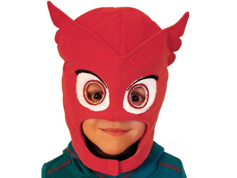 PJ Masks - Owlette Masker - Rood