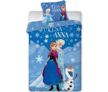 Disney Frozen Duvet cover Ice 100% cotton