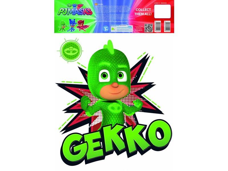 PJ Masks Gekko - Wall Sticker - Vert