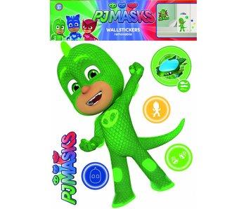 PJ Masks Wandaufkleber Gecko