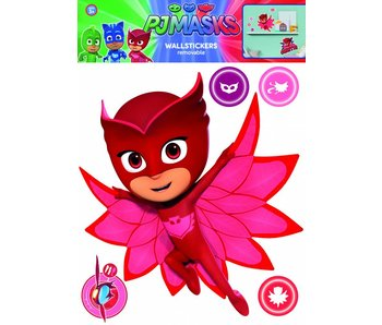 PJ Masks Wall sticker Owlette