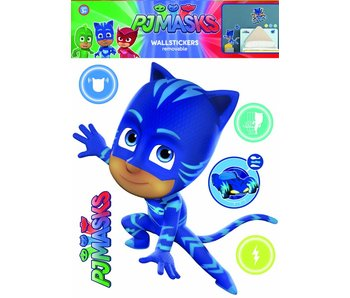 PJ Masks Muursticker Cat Boy