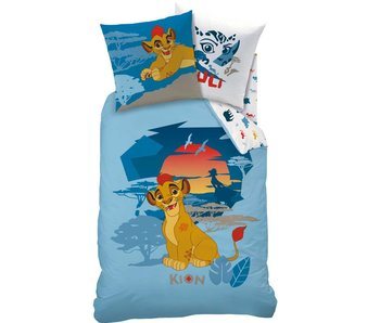 The Lion King Bettbezug Kion 140 x 200 + 60x80cm