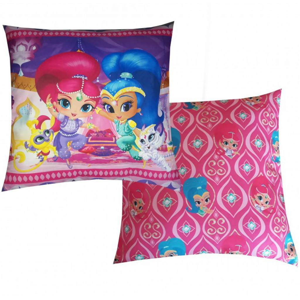 Shimmer And Shine Kissen 40 X 40 Cm Pink Simbashopnl