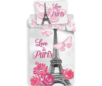 Parijs Duvet Liebe 140x200 + 70x90cm