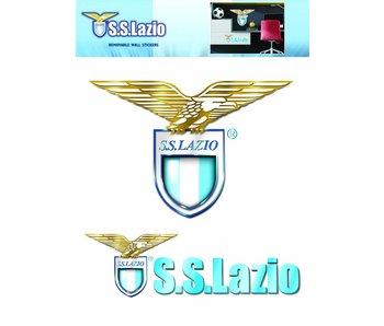 Lazio Roma Muursticker Logo