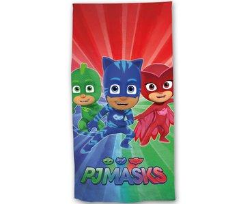 PJ Masks Serviette de plage 140x70 cm
