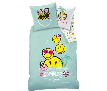 Smiley World Duvet Cover Paradise 140x200cm