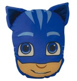 PJ Masks 3D Catboy - Kissen - 30 x 24 x 8 cm - Blau