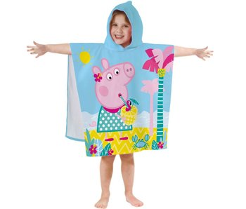 Peppa Pig Bathcape Sommer 60x120