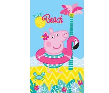 Peppa Pig Serviette de plage summer 70x120cm