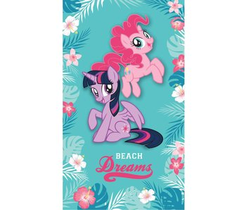 My Little Pony Strandlaken Tropical 70x120cm