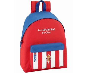 Real Sporting de Gijon Backpack multi 42 cm