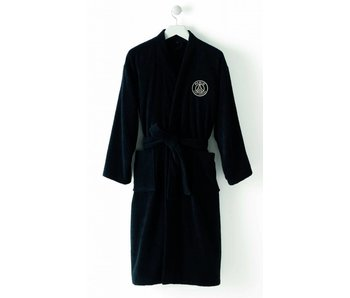 Paris Saint Germain Bathrobe Black XL