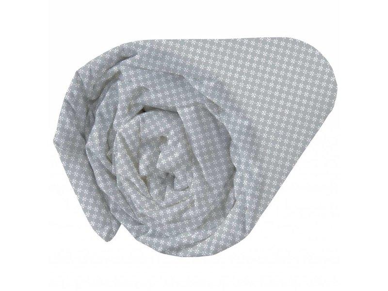 Matt & Rose Style zénith - Hoeslaken - Tweepersoons - 140 x 200 cm - Grijs