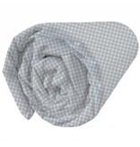 Matt & Rose Stil zénith - Spannbetttuch - Einzel - 90 x 200 cm - Grau