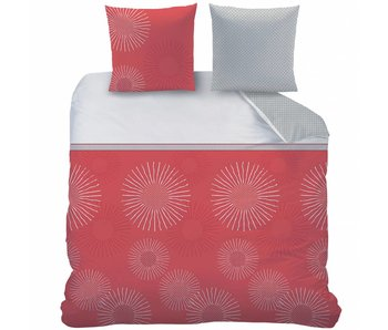 Matt & Rose Duvet cover Style zénith 260x240 + 2 pillow cases 65x65 cm
