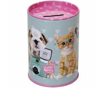 Studio Pets Money box 10.5 cm